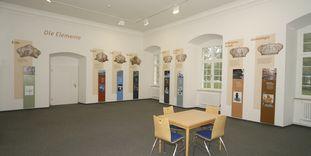 Der Caspar-Mohr-Raum im Museum Kloster Schussenried