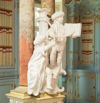 Detailansicht von Kloster Schussenried