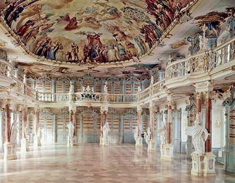 Kloster Schussenried, Bibliothekssaal