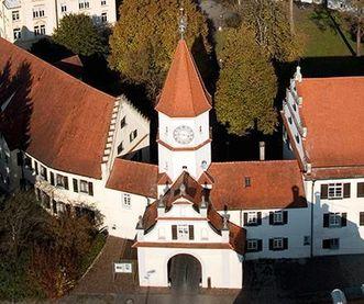 """Das """"Törle"""" von Kloster Schussenried; Foto: Staatliche Schlösser und Gärten Baden-Württemberg, Achim Mende"""